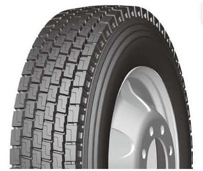 TURNPIKE 11R22.5 146/143M D990 DRIVE TYRE