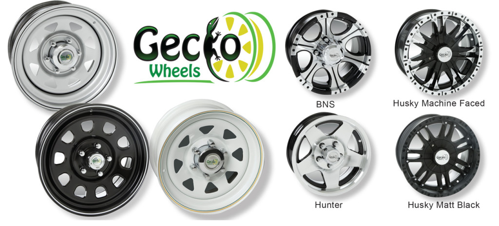 GECKO WHEELS