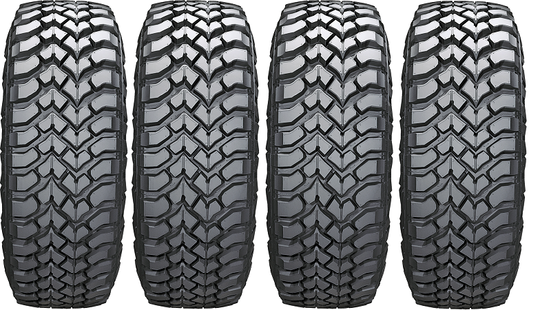 Hankook RT03 Mud Tyre