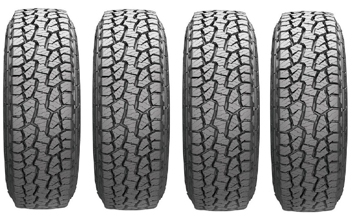 Hankook RF10 All Terrain
